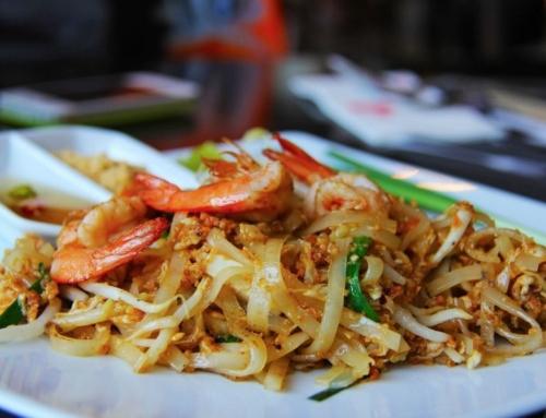 The Best Pad Thai