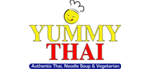 The Best Thai Flower Mound | Yummy Thai | Authentic | Thai Food | Vegetarian | Pho Restaurant | Bar Logo