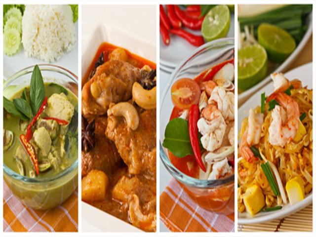 Different-Types-of-Thai-Curry-Dishes