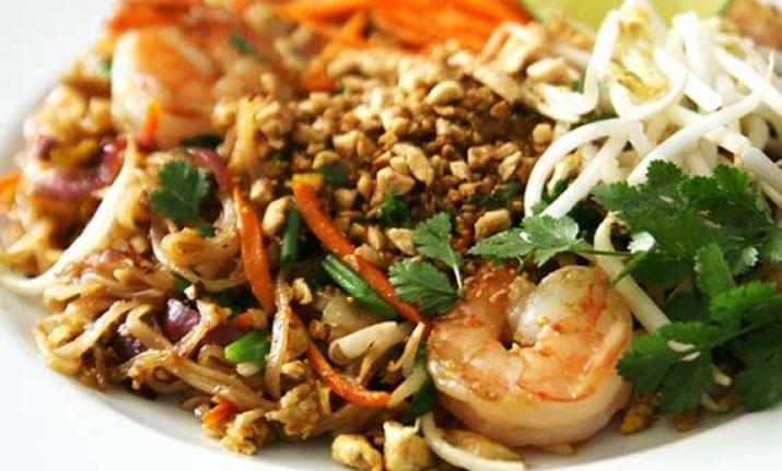 Mouth Watering Thai Foods