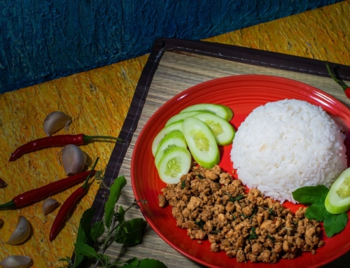 Thai Lunch Menu: A Variety for Your Diet