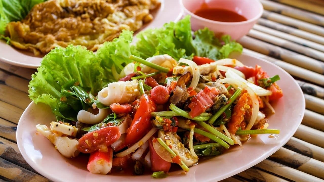 9 Irresistible Thai Food
