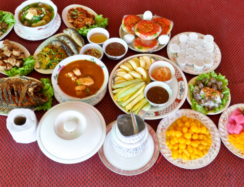 The Incredible Thai Food History +4 Regional Differences