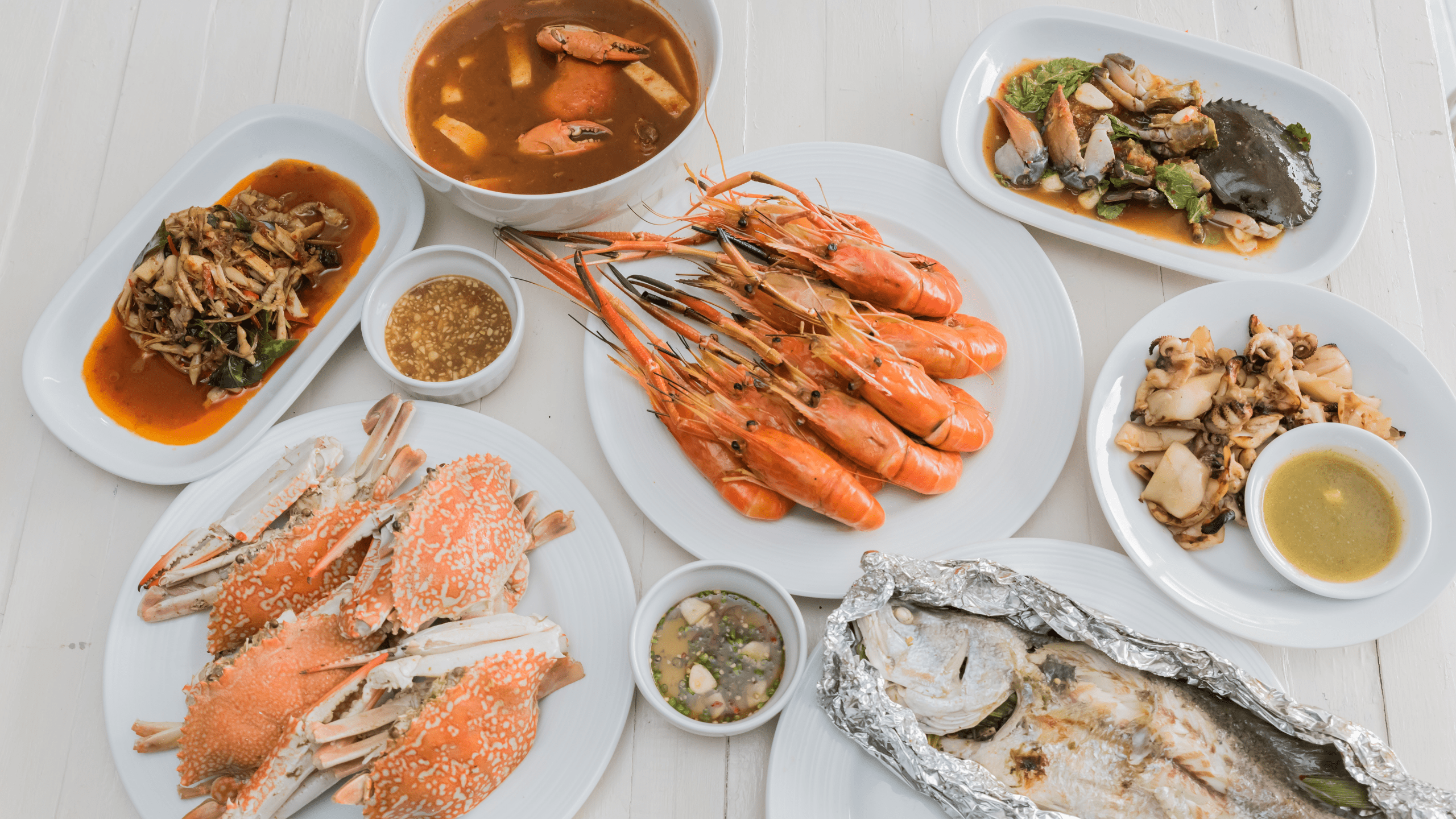 4 Facts about Seafood Allergies Before Loving Thai Food